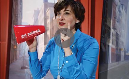 Fran Biderman-Gross: Speakers Reel
