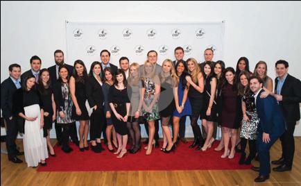 ASYV 2018 Tribute Dinner Honorees